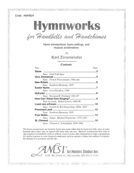 Hymnworks for Handbells & Handchimes