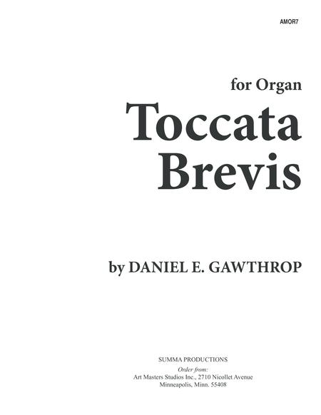 Toccata Brevis