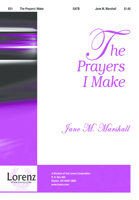 The Prayers I Make