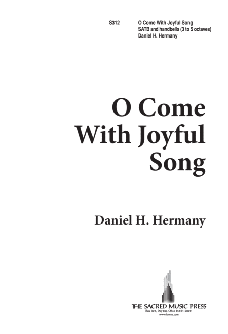 O Come With Joyful Song