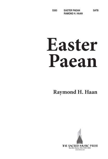 Easter Paean