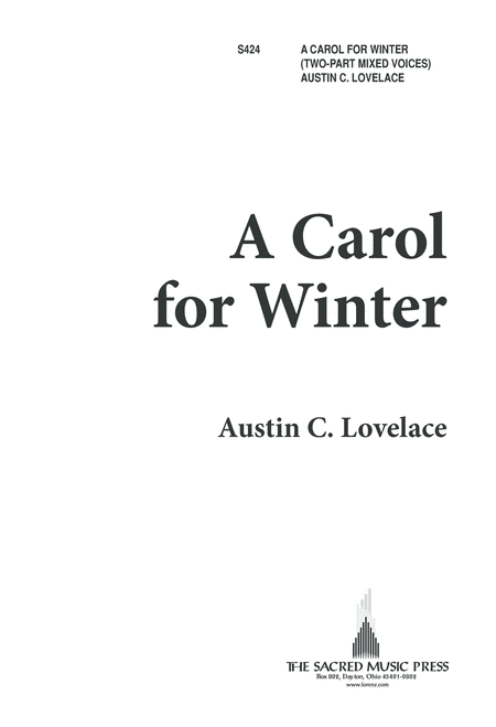 A Carol for Winter