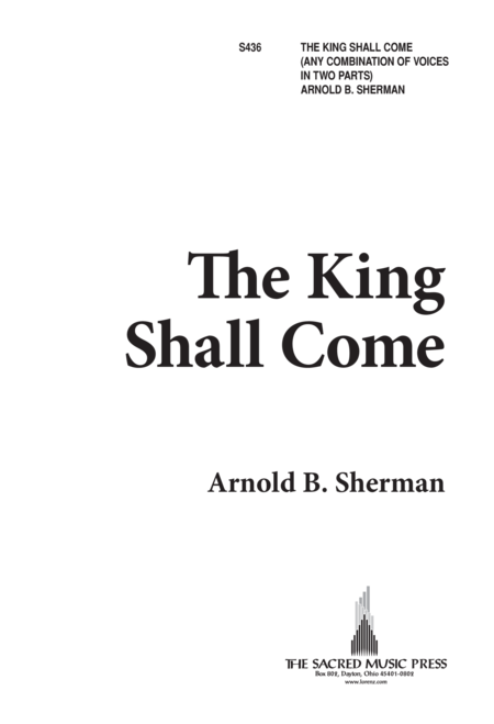 The King Shall Come