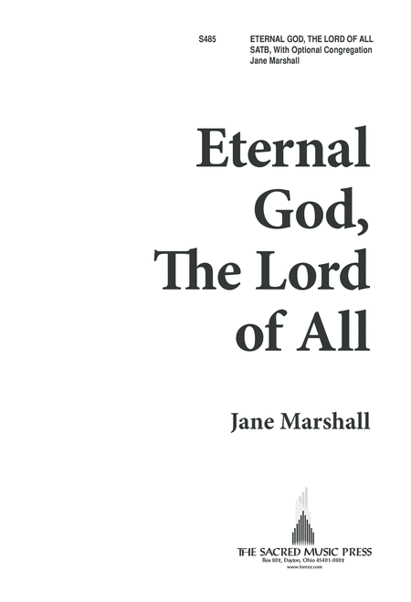 Eternal God, the Lord of All