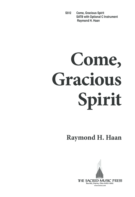 Come, Gracious Spirit
