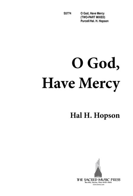 O God Have Mercy