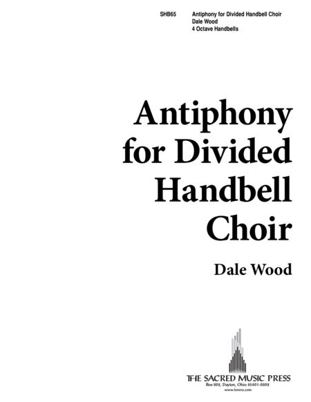 Antiphony for Divided Handbell Choir