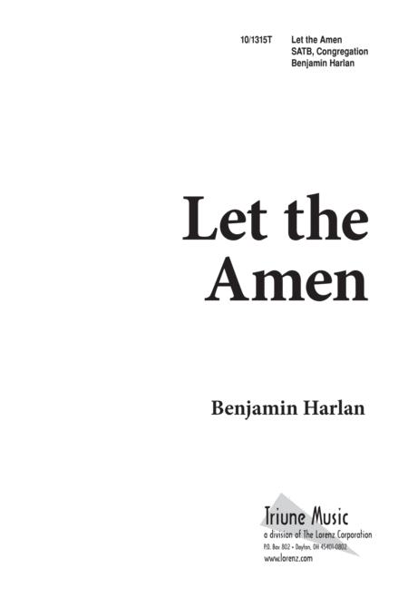 Let the Amen