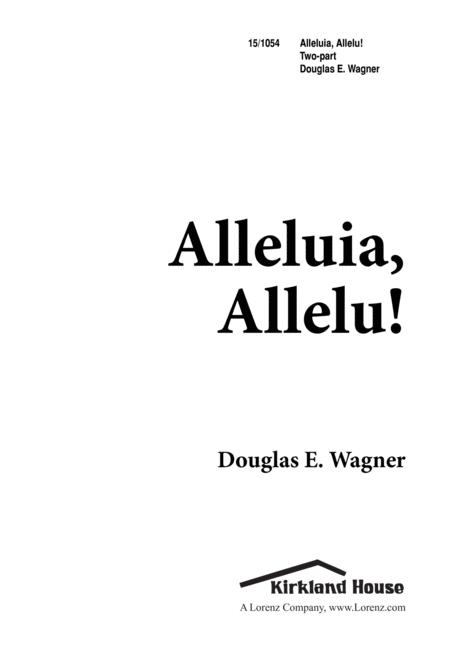 Alleluia, Allelu