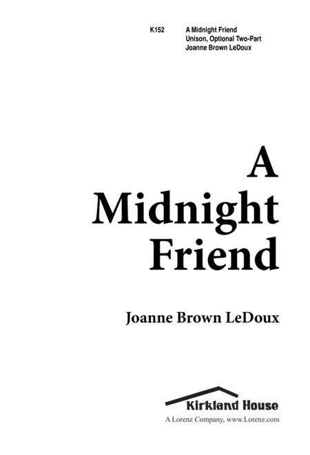 A Midnight Friend