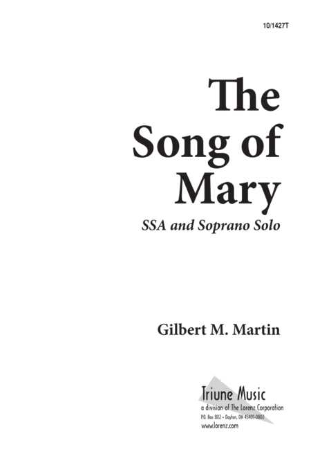 The Song of Mary