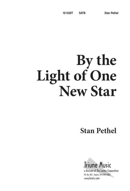 By the Light of one New Star