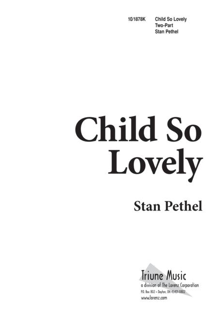 Child So Lovely