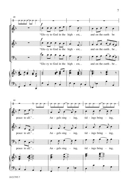 A Jazz Christmas Alleluia