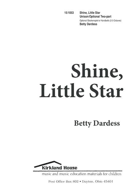 Shine, Little Star