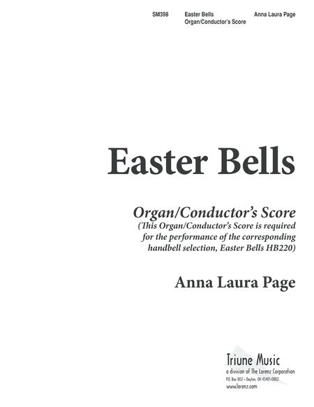 Easter Bells - Directors Score