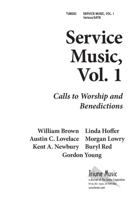 Service Music, Vol. 1
