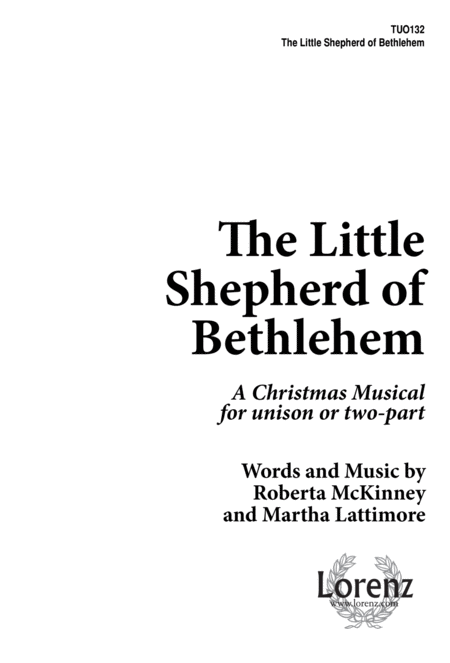The Little Shepherd of Bethlehem