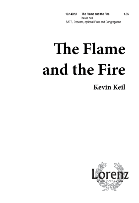 The Flame and the Fire