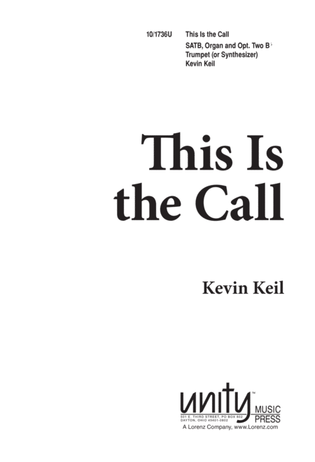 This is the Call