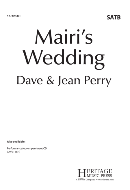 Mairi's Wedding