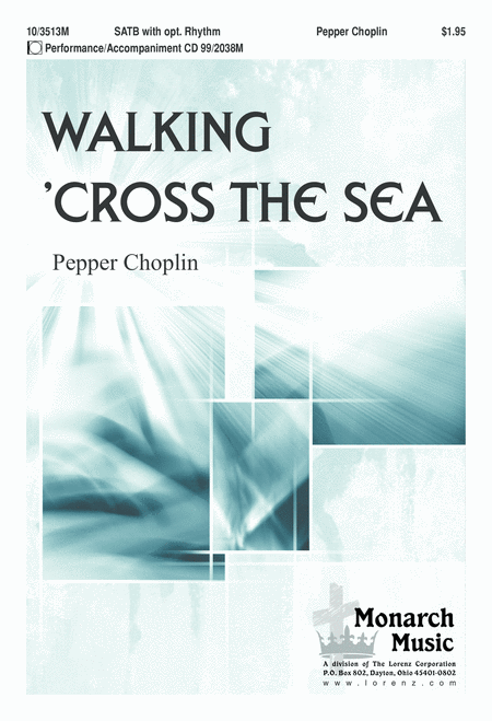 Walking 'Cross the Sea