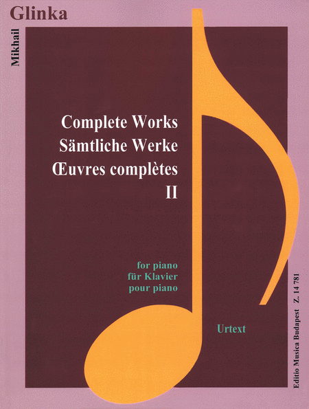 Complete Works, Vol. II