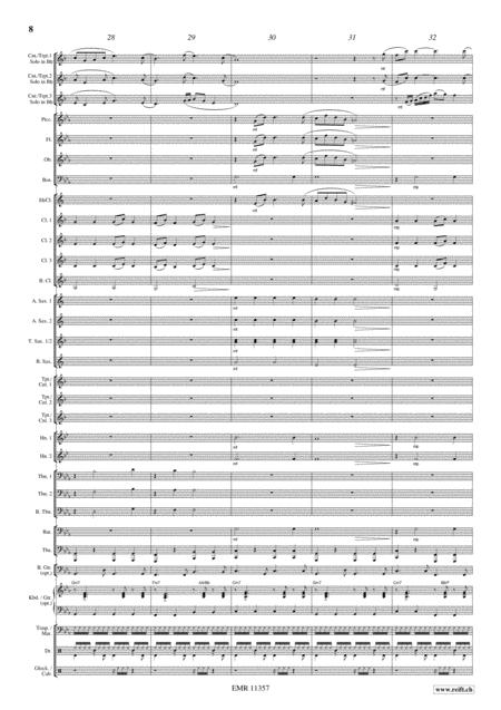 Bayside (3 Trumpets Solo)