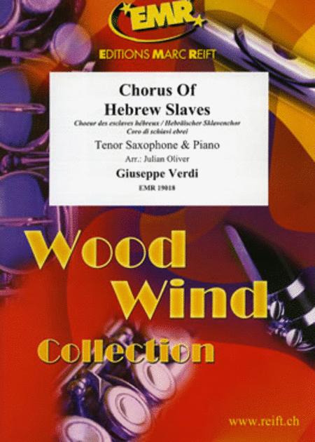 Chorus Of Hebrew Slaves