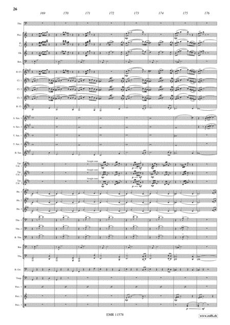 Cirrus (Trombone Solo)