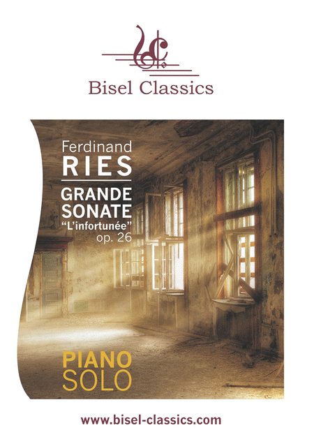 Grande Sonate ''L'infortune'', Op. 26