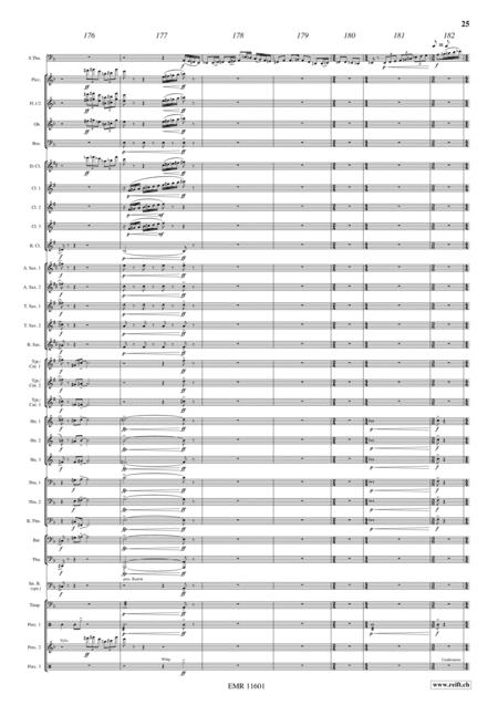 Le Voyageur Imm... (Tuba or Eb Bass Solo)