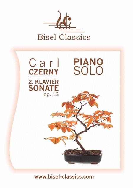 2. Klaviersonate, Op. 13