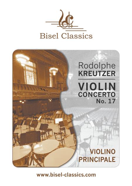 Violin Concerto Nr. 17 - Violin Principale Part