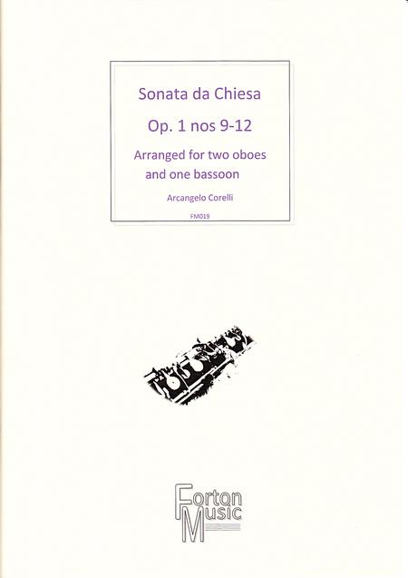 Sonata da Chiesa, Nos 9-12