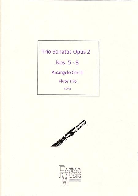 Trio Sonatas, Op 2 nos 5-8