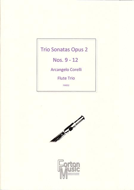 Trio Sonatas, Op 2 nos 9-12