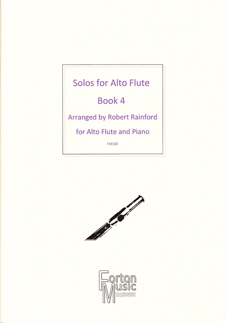 Solos for Alto Flute Book 4