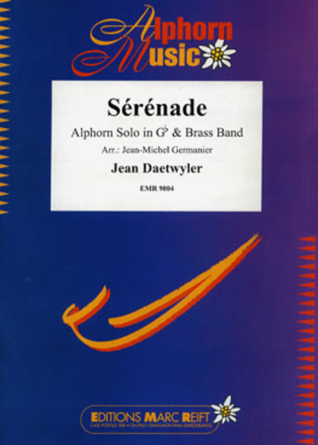 Serenade (Alphorn in Gb Solo)