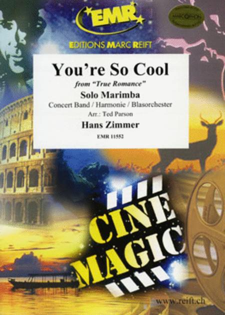You're So Cool (Marimba Solo)