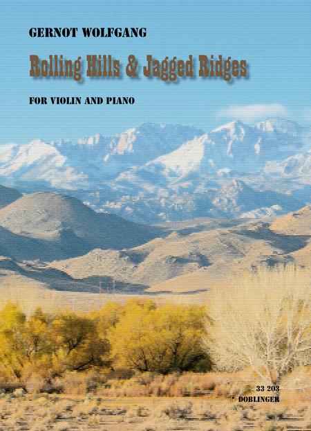Rolling Hills & Jagged Ridges