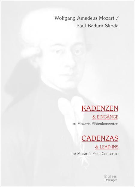 Kadenzen und Eingange zu W.A. Mozarts Flotenkonzerten
