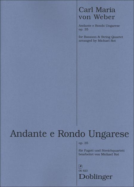 Andante und Rondo Ungarese op. 35
