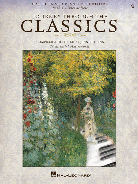 Journey Through the Classics: Book 4 Intermediate