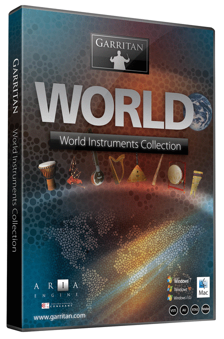 World Instruments Sound Library