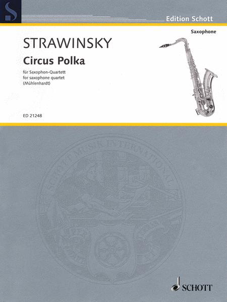 Igor Stravinsky - Circus Polka