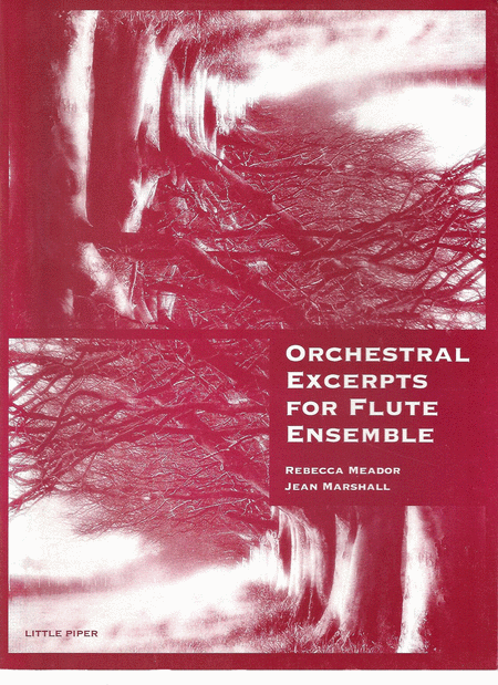 Orchestral Excerpts for Flute Ensemble