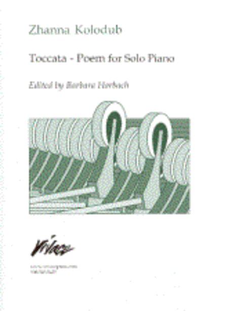 Toccata-Poem for Solo Piano