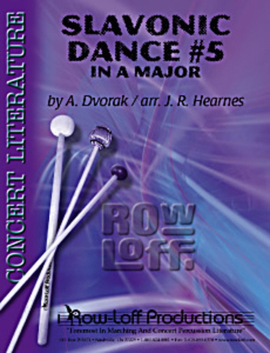 Slavonic Dance #5 in A major