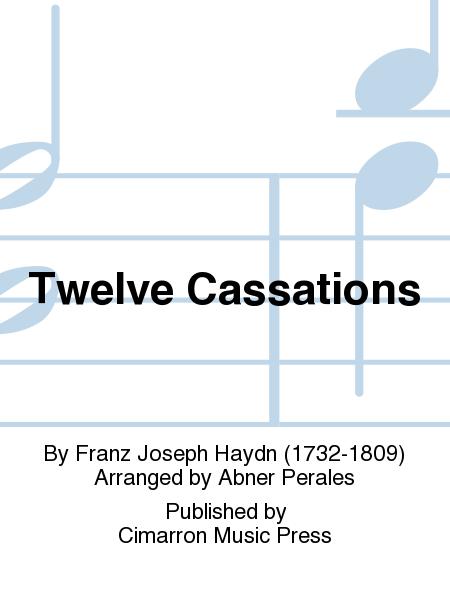Twelve Cassations